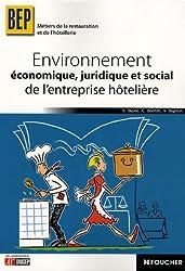 Environnement économique, juridique et sociale de l'entreprise hôtelière BEP