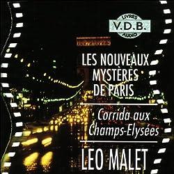 Corrida aux Champs-Elysées (Les nouveaux mystères de Paris 7)