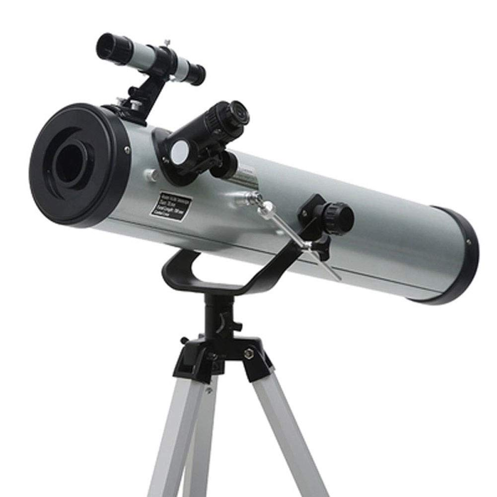 ANZQHUWAI Quality Large Aperture Ultra HD Astronomical Telescope Professional 350 Times Zooming Monocular Telescope Space Observation by ANZQHUWAI