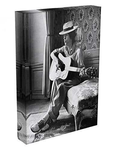 orden ahora disfrutar de gran descuento 44in x 32in     110cm x 80cm Canvas Art Rocks Mick Jagger in Vienna - Lienzo con impresión de giclée, diseño Moderno, Tela, 44in x 32in   110cm x 80cm  ¡envío gratis!