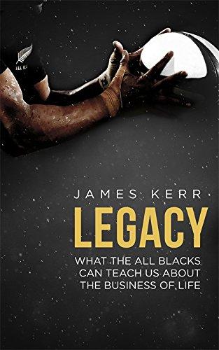 Legacy [James Kerr] (Tapa Blanda)