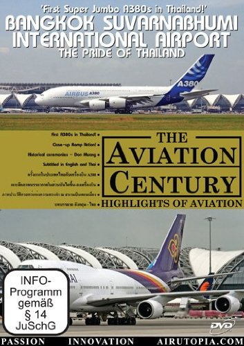 Amazon com: DARON WORLDWIDE Suvarnabhumi Airport Dvd - New Bangkok