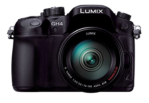 Panasonic LUMIX DMC GH4H K Mirrorless 14 140mm