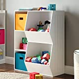 RiverRidge 3-Cubby, 2-Veggie Bin Kids Floor
