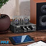 Bluetooth Tube Amplifier Stereo Receiver - 600W