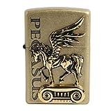 Zippo Pegasus Ba Lighter Made in USA /Genuine and Original Packing
