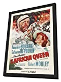The African Queen - 27 x 40 Framed Movie Poster