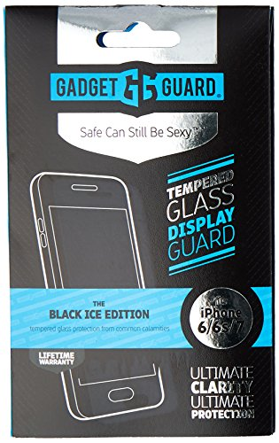 Cheap Screen Protectors Gadget Guard Ice Tempered Glass Screen Protector for iPhone 6/6S/7, Clear