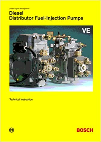 Diesel Distributor - Type Fuel Injection Pumps Ve