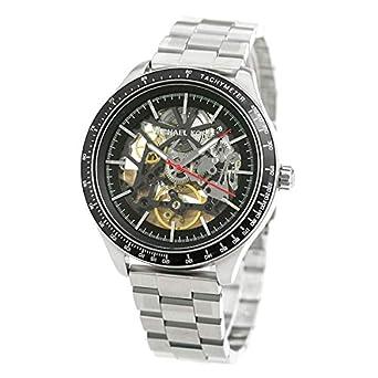 7501a8165025 [マイケルコース] MICHAEL KORS 腕時計 メリック 自動巻き MK9037 メンズ スケルトン [並行輸入