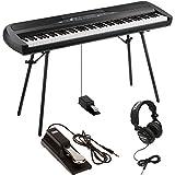 best seller today Korg SP280BK 88-Key Digital Piano...