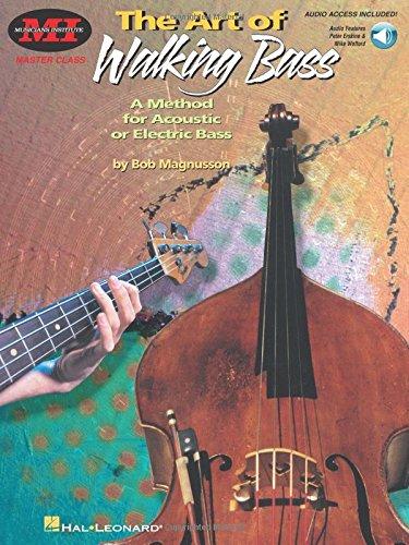 Bass Walking Blues (The Art of Walking Bass: Master Class Series)