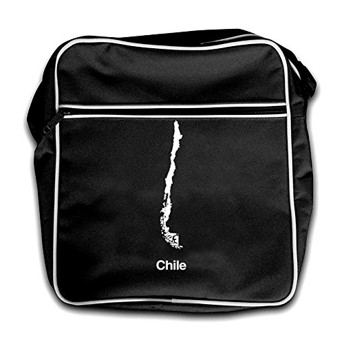 Silhouette Retro Chile Chile Silhouette Bag Black Flight Red R4zndxZ