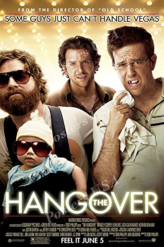 Posters USA - The Hangover Original Movie Poster GLOSSY FINISH - MOV807 (24