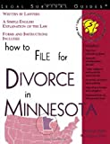 How to File for Divorce in Minnesota (Legal Survival Guides)