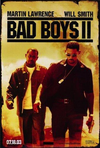 - Bad Boys II POSTER Movie (27 x 40 Inches - 69cm x 102cm) (2003)