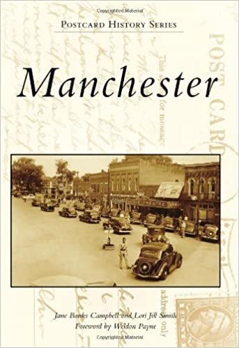 Manchester (Postcard History) by Jane Banks Campbell (2013-11-11)