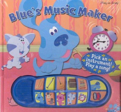 Download Blue's Clues: Blue's Music Maker ebook