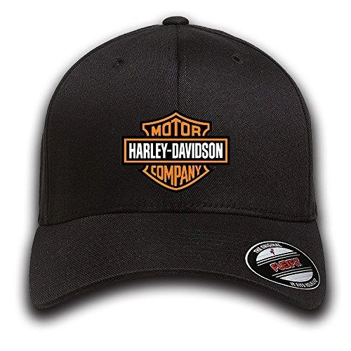 de Bts 13 Baseball Outdoors Gorras Aud béisbo Hat D Logo Black Harley Caps Alf Caps Bm Army Sports vgqwx14U