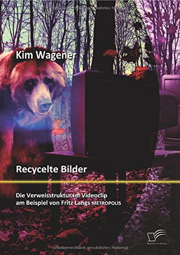 Recycelte Bilder: Die Verweisstruktur im Videoclip am Beispiel von Fritz Langs Metropolis (German Edition) ebook