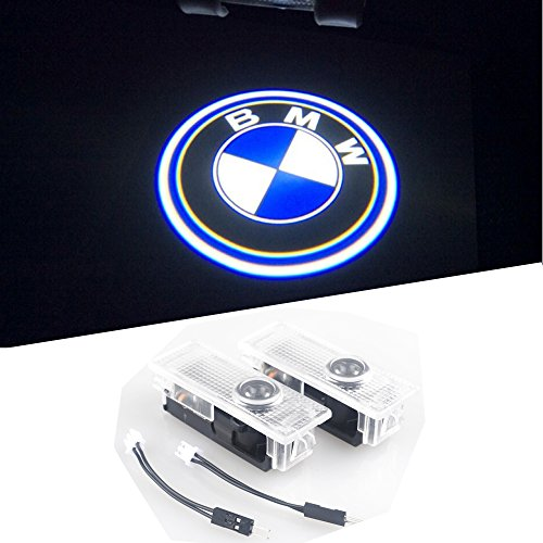 top 5 best bmw door light logo for sale 2017 best deal. Black Bedroom Furniture Sets. Home Design Ideas