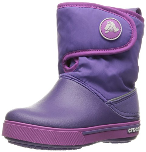 crocs Crocband II.5 Gust Snow Boot , Blue Violet/Wild Orchid