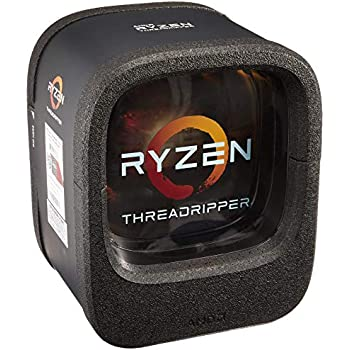 AMD Ryzen Threadripper 1920X (12-core/24-thread) Desktop Processor (YD192XA8AEWOF)