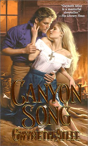 book cover of Canyon Song