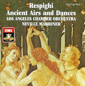 Image result for respighi ancient airs and dances amazon