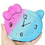 BBTshop Slow Rising Cute Alarm Clock Scented Toys for Kids Stress Relieve Toy