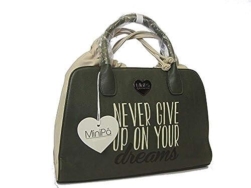 MiniPà LE PANDORINE BORSA Handbag Everyday 55939 (Verde