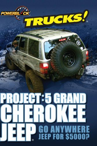 Cherokee Suspension (Project: 5 Grand Cherokee)
