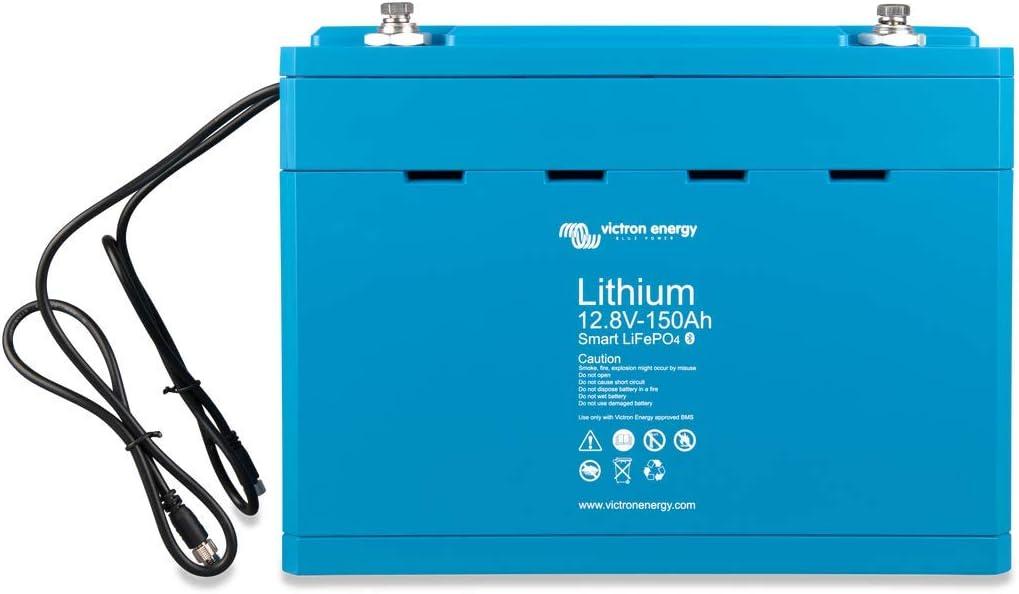 Victron Energy Lifepo4 Battery 12 8v 150ah Smart Bat512115610 Auto
