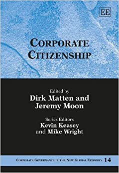 Corporate Citizenship (Corporate Governance in the New Global Economy series, #14)