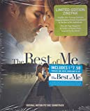 The Best of Me Original Motion Picture Soundtrack Limited Edition Zinepak