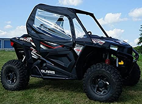 Over Armour Offroad 2014-18 Polaris RZR XP 1000//Turbo Soft Upper Doors PO-1000XP-SDK01