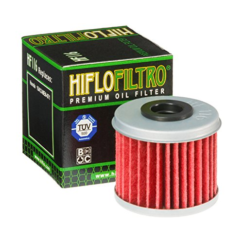 (HIFLO FILTRO HF116 Premium Oil Filter)