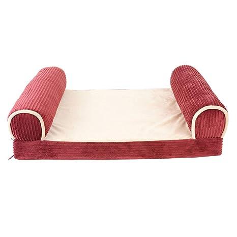 Yuan Cama de Mascota - sofá de Mascota Cama de Perro Mediana de Perro Grande -