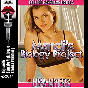 Mandi's Biology Project Audiobook