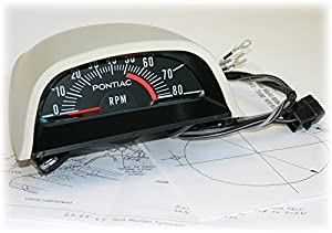 51496JleN7L._SX300_ amazon com 68 72 all pontiac gto factory hood tach guage gto hood tach wiring diagram at fashall.co