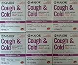 Cough & Cold HBP Antihistamine Cough & Cold Suppressant Tablets for People