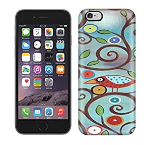 Running Gary Branch Birds Hard Phone Case For iphone 6 4.7