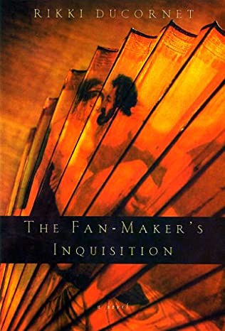 book cover of The Fan-Maker\'s Inquisition