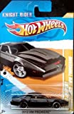 hot wheels knight rider - Hot Wheels 2012 K.I.T.T. Knight Rider Industries Two Thousand Die-Cast Collectible.