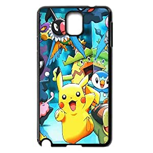 FOR Samsung Galaxy NOTE3 Case Cover -(DXJ PHONE CASE)-Cute Cartoon Pikachu-PATTERN 5