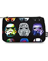 Star Wars Multi-Colored Stormtrooper Coin/Cosmetic Bag