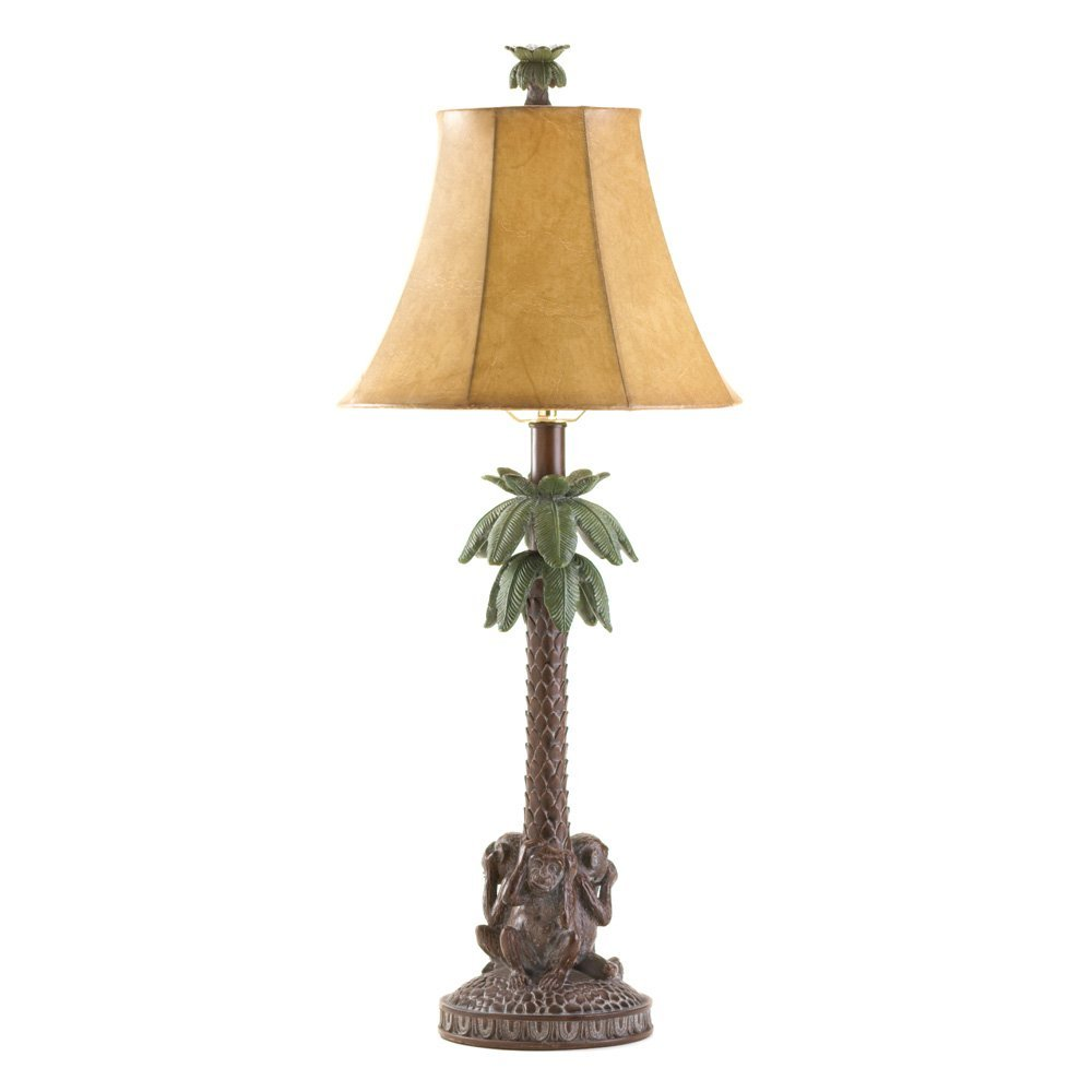 French monkey lamp - French Monkey Lamp 50