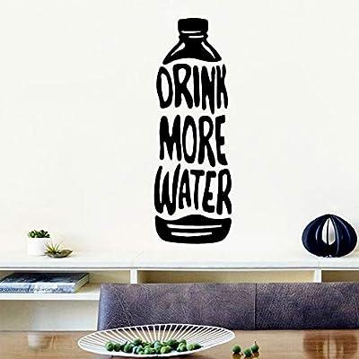 Tianpengyuanshuai Botella de Agua Rollo de Vinilo decoración de ...