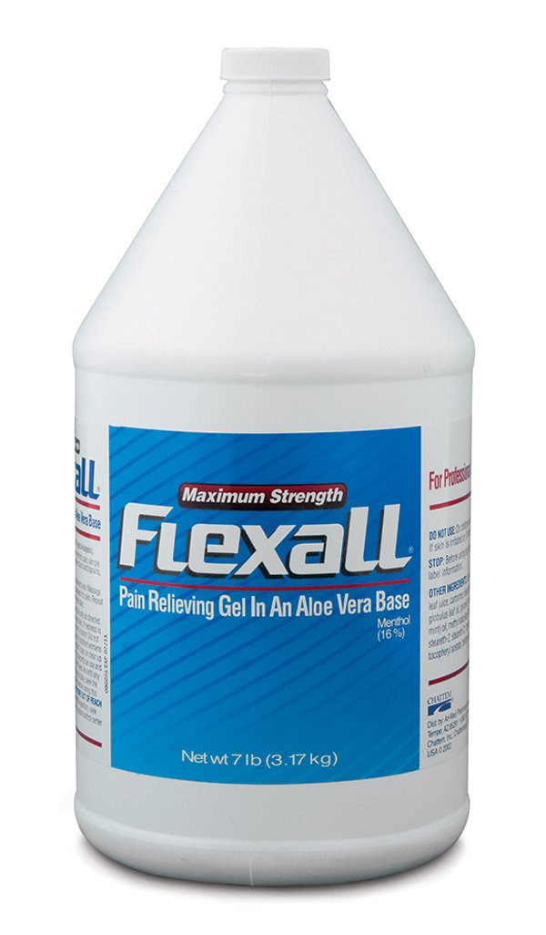 Flexall Maximum Strength Pain Relief - 7 lb. Bottle with Pump by Flexall