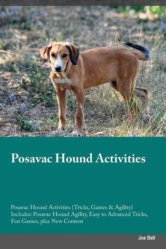 Download Posavac Hound Activities Posavac Hound Activities (Tricks, Games & Agility) Includes: Posavac Hound Agility, Easy to Advanced Tricks, Fun Games, plus New Content PDF